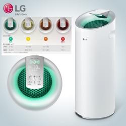 ★ 結帳再折 ★ 【免運】樂金 LG Wi-Fi 遠控版 空氣清淨機 空氣濾淨器 大白 公司貨 霧霾 空汙 過敏 AS401WWJ1