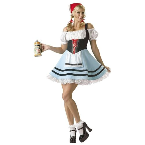 Premier Oktoberfest Girl Adult Costume 0