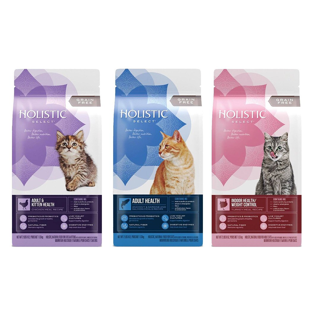【5磅送提袋罐頭】活力滋貓飼料 2.5磅/5磅/11.5磅