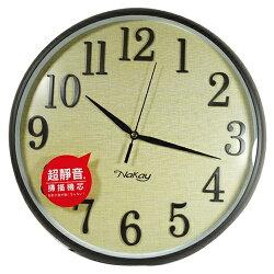 Nakay 簡約北歐風掛鐘(NCL-45) 30x30x4.2cm