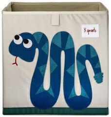 加拿大 3 Sprouts 收納箱-小蛇★愛兒麗婦幼用品★