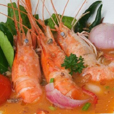 日本進口大紅蝦(500g)