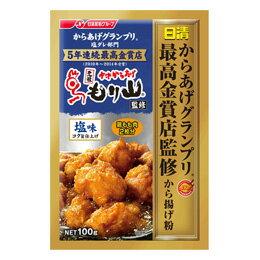 【橘町五丁目】日本日清最高金賞炸雞粉100g-鹽味