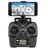 Drone Altitude Hold 2.4G 6-Axis FPV 720P HD Live Video WIFI Camera RC Voice Command Quadcopter, 2 Batteries & Power Bank 4
