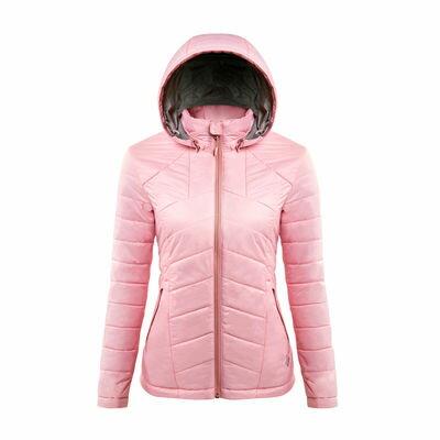 【H.Y SPORT】GOHIKING 女PRIMALOFT輕便保暖外套 GH172WJ20156 霧粉/海軍藍