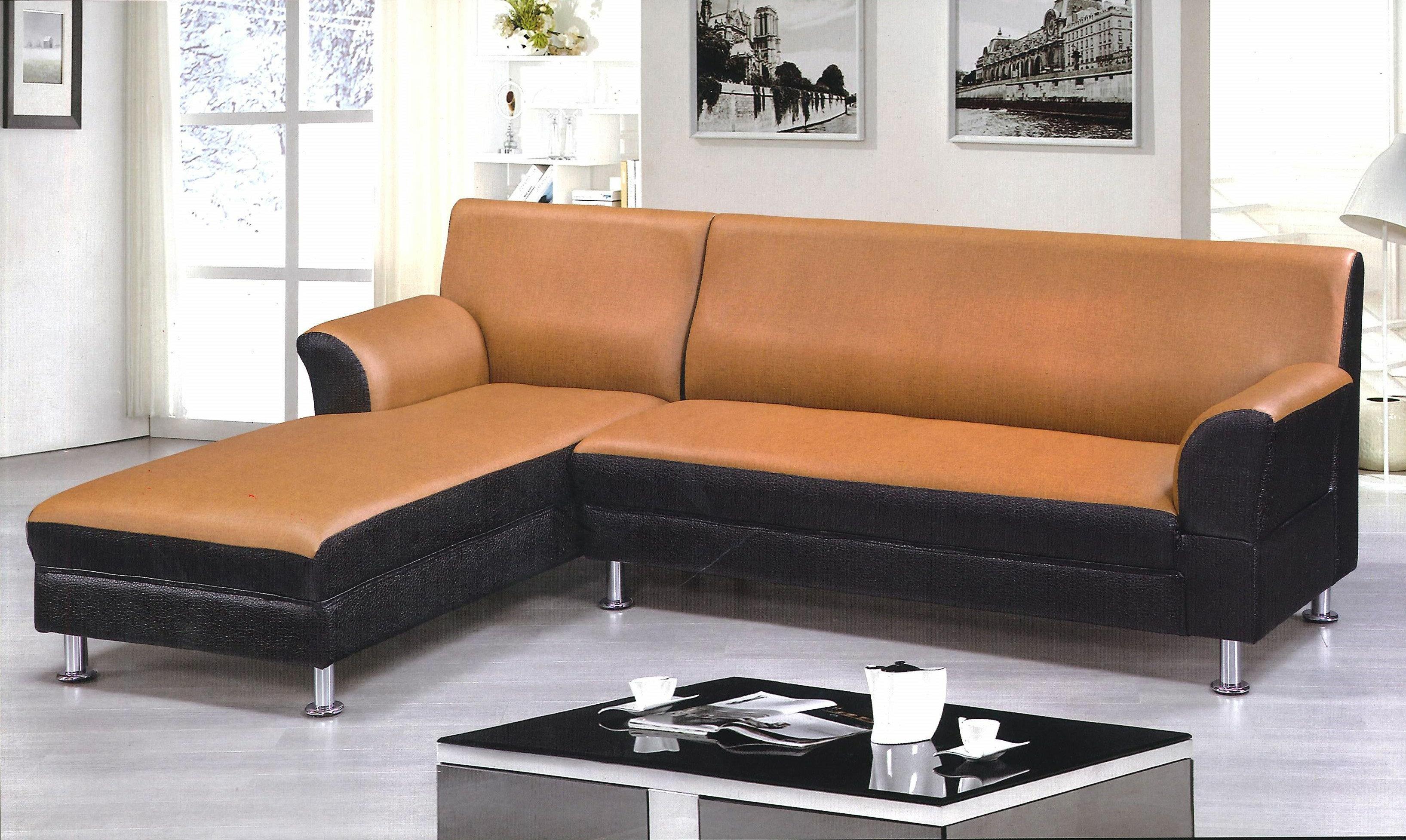 【MSL】英式簡約皮面L型沙發 - 限時優惠好康折扣