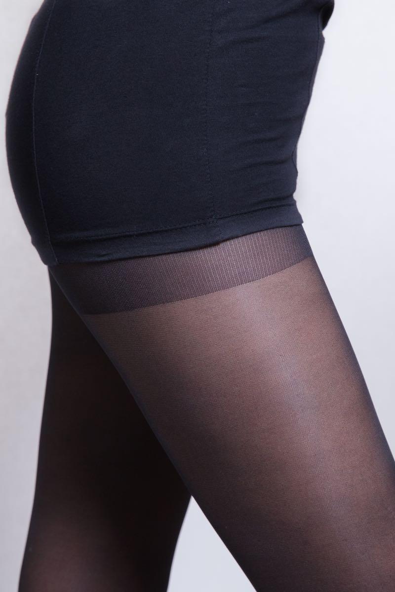 50D 耐勾透膚絲襪 ( 黑 / 膚 )