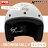 加贈抗UV鏡片 EVO安全帽 熊大 莎莉 白 正版授權 半罩 復古帽 LINE卡通明星 詹姆士 兔兔 耀瑪騎士 4