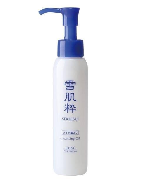 日本 7-11限定 雪肌粹卸妝油
