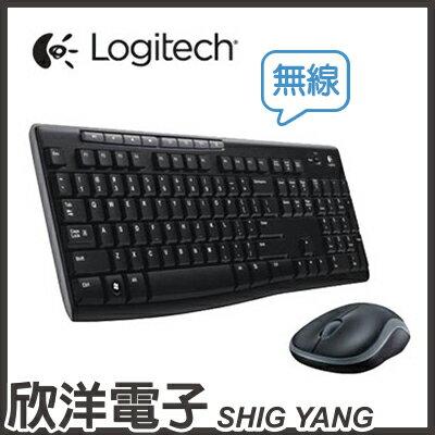 ※ 欣洋電子 ※ 羅技 無線滑鼠鍵盤組 (MK260r)