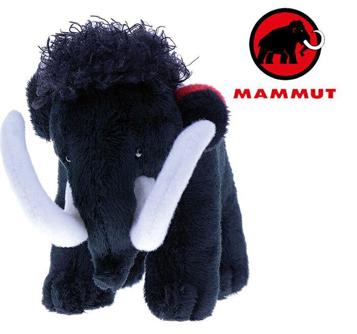 【鄉野情戶外用品店】 Mammut 長毛象 |瑞士| 長毛象玩偶 經典小型絨毛象/00200-0001