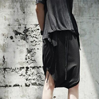 褲裙休閒褲-時尚新款帥氣包臀女褲子73sp4【獨家進口】【米蘭精品】