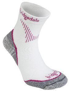 Bridgedale 英國 | 女RQ快客雙圈避震運動襪| 秀山莊(612-636)
