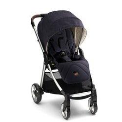 【淘氣寶寶】【Mamas & Papas】穿山甲雙向手推車XT - 午夜藍【保證原廠公司貨】