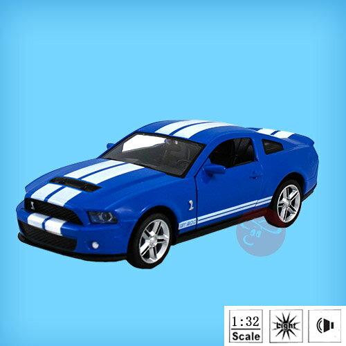 【瑪琍歐玩具】1:32授權合金福特GT500