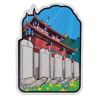【MILU DESIGN】+PostCard>>台灣旅行明信片-台南赤崁樓/明信片(台灣景點/古蹟/鄭成功/TAIWAN) 0