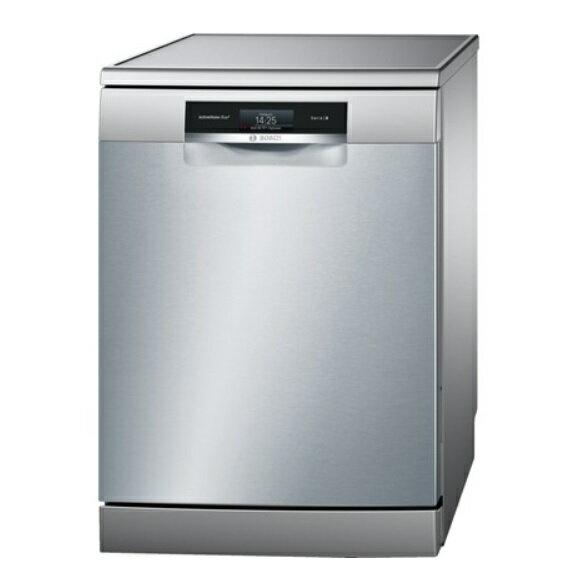 德國 BOSCH 博世 SMS88TI01W  獨立式沸石洗碗機 (220V) 13人份 ※熱線 07-7428010