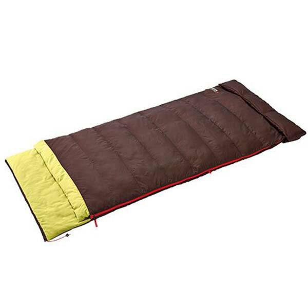 《台南悠活運動家》COLEMANCM-22275舒適達人金絲黃睡袋C0