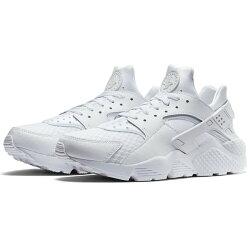 【NIKE】NIKE AIR HUARACHE 運動鞋 休閒鞋 白色 男鞋 -318429111