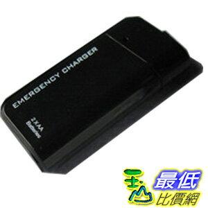 [玉山最低比價網] 口袋便攜式 USB iPod 應急充電器 可作為手電筒 只需2顆3號電池 (19134_WC04) $89