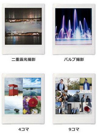 日本富士Fujifilm 數位拍立得相機 / instax SQUARE SQ10 / 01023671。共1色-日本必買 日本樂天代購(21747*0.9) 4