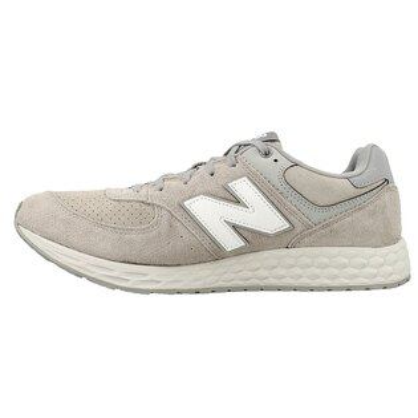 NewBalance574男鞋女鞋慢跑休閒復古灰麂皮【運動世界】MFL574FD