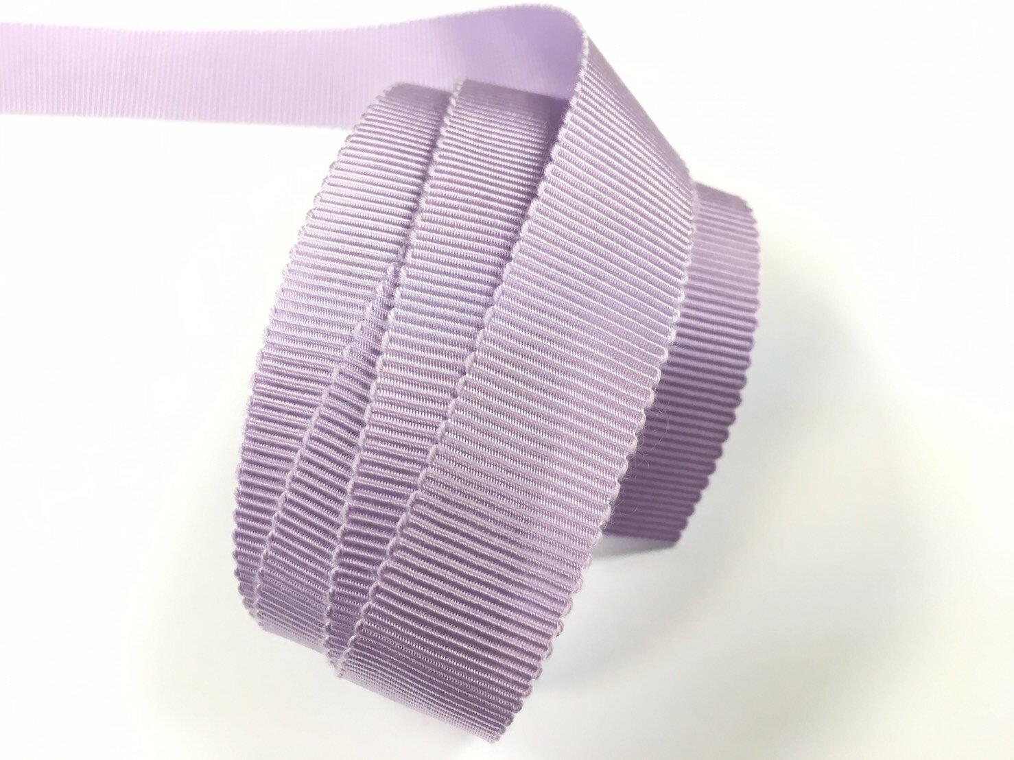 迴紋帶 羅紋緞帶 10mm 3碼 (22色) 日本製造台灣包裝 3