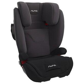 NUNA - Aace ISOFIX 成長型汽車安全座椅 -黑灰 贈品牌手提袋+可愛玩偶吊飾,加贈Nuby - EDI超純水柔濕巾88抽 24包/箱!!