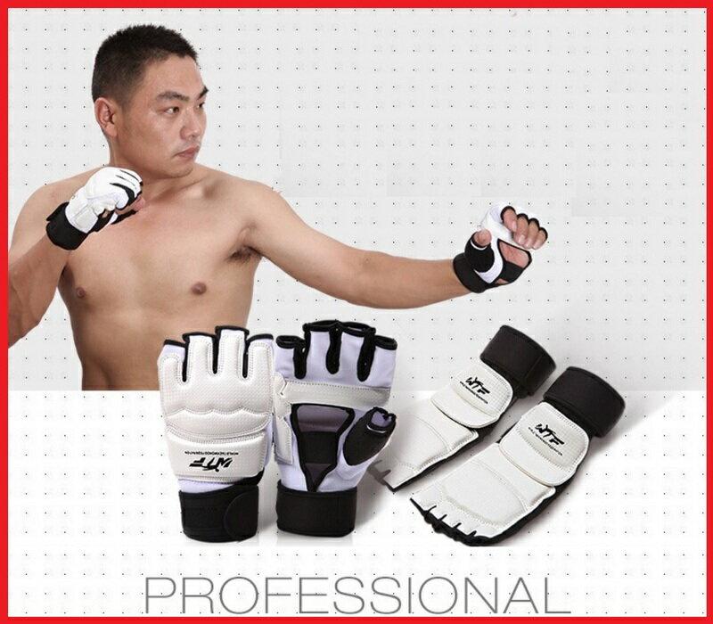 跆拳道腳套、拳擊有氧、泰拳、UFC、散打、防護