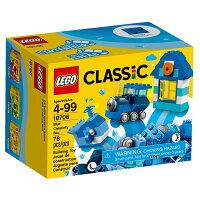 積木玩具推薦到樂高積木 LEGO《 LT10706 》2017 年 基本顆粒系列- 藍色創意盒就在東喬精品百貨商城推薦積木玩具