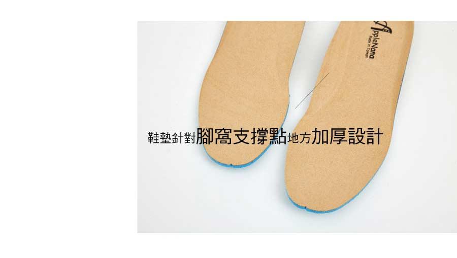 超值感綁帶真皮氣墊鞋【QD87051480】AppleNana蘋果奈奈 5