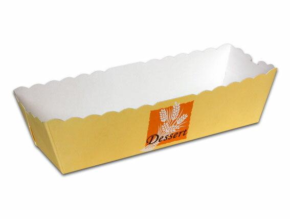 杯子戚風、方形烤杯- 長方形CAL140(黃麥穗)