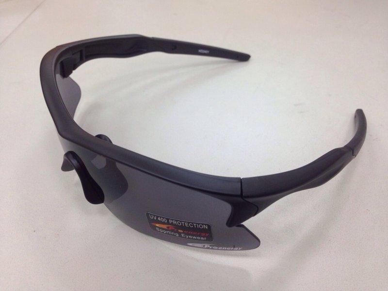 棒球世界 pro energy太陽眼鏡 特價 新款 國小使用 黑色