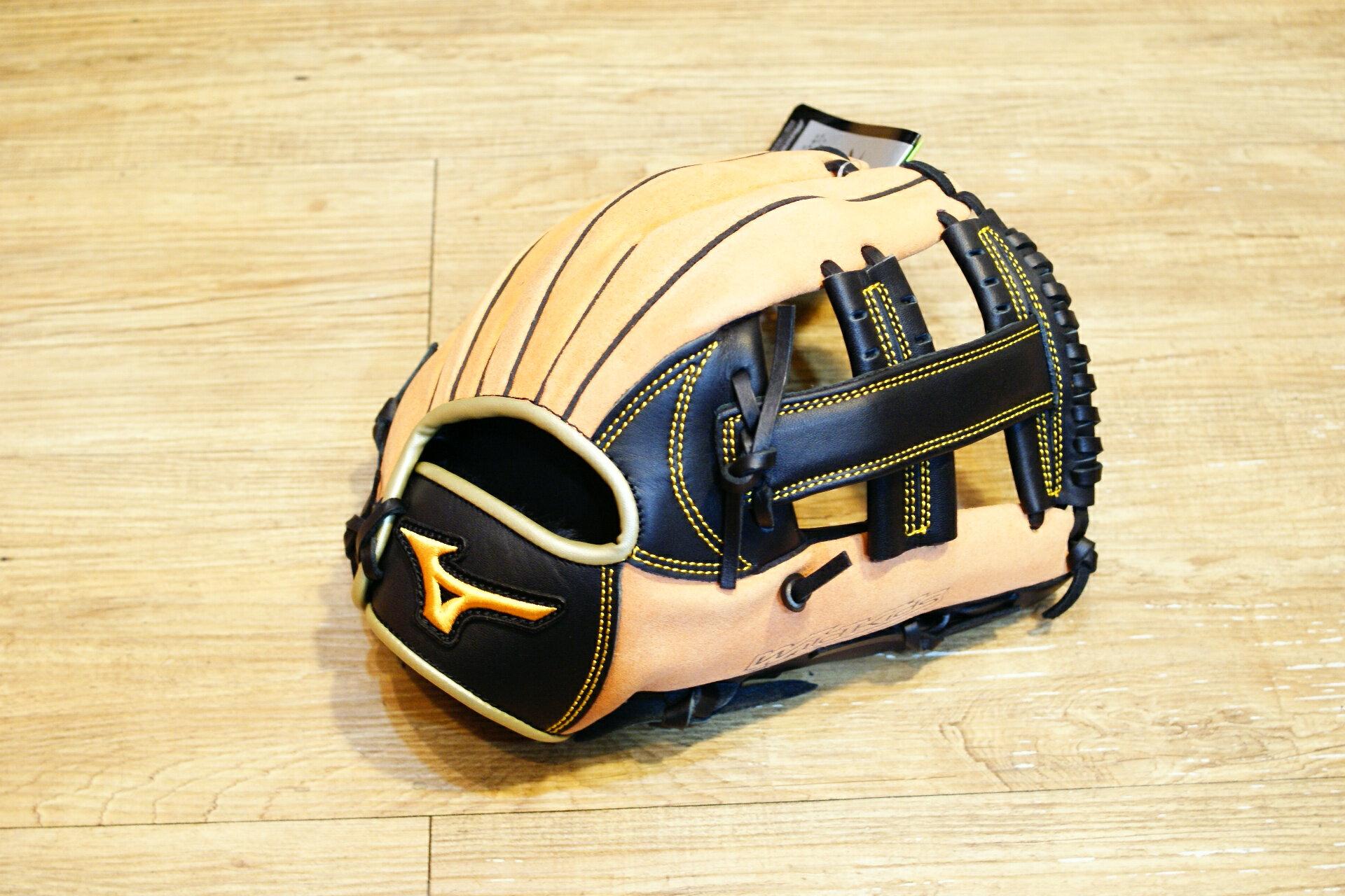 棒球世界 2015年 Mizuno美津濃 WILD KIDS 少年用手套特價 十字款