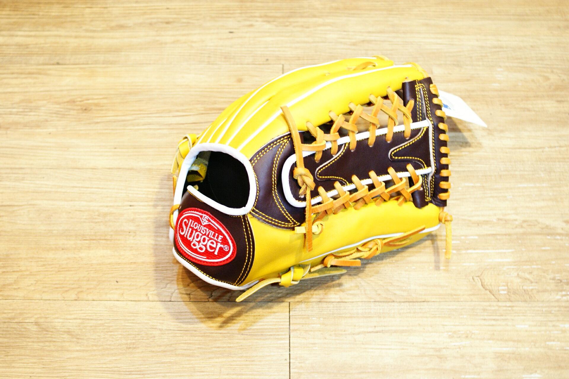 棒球世界 路易士Louisville Slugger (TPX) X-Remix 牛皮棒球手套 特價 外野T網檔