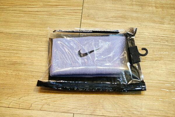 棒球世界全新NIKE長護腕雙入 棒壘球用 特價 紫色黑勾勾