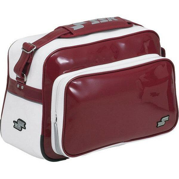 棒球世界全新SSK日本販售款個人裝備袋 酒紅色 限量販售
