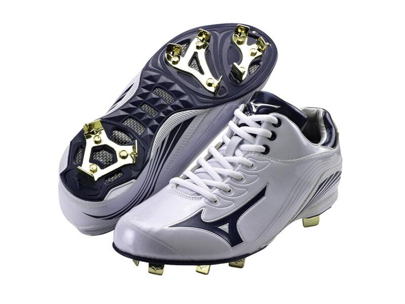 棒球世界12年最新Mizuno美津濃棒球釘鞋   輕量化設計  特價