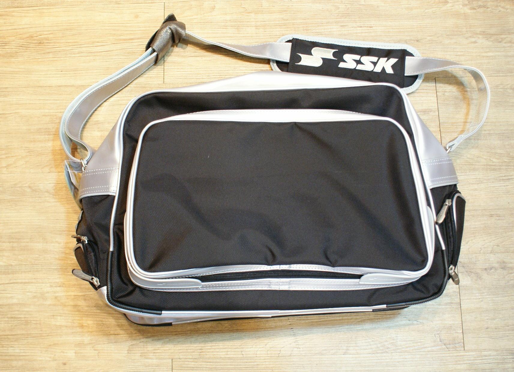棒球世界SSK日本販售款個人裝備袋  三色 特價