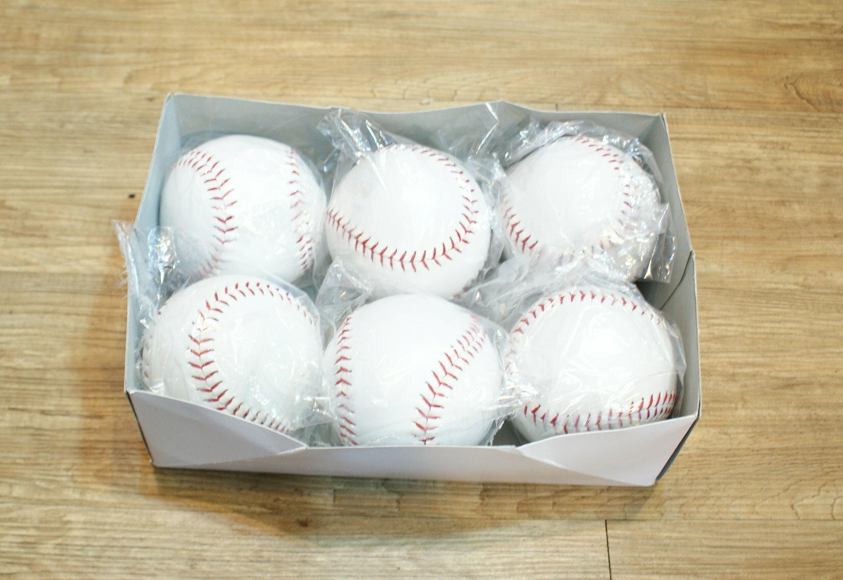 棒球世界 全新DL空白壘球一打特價