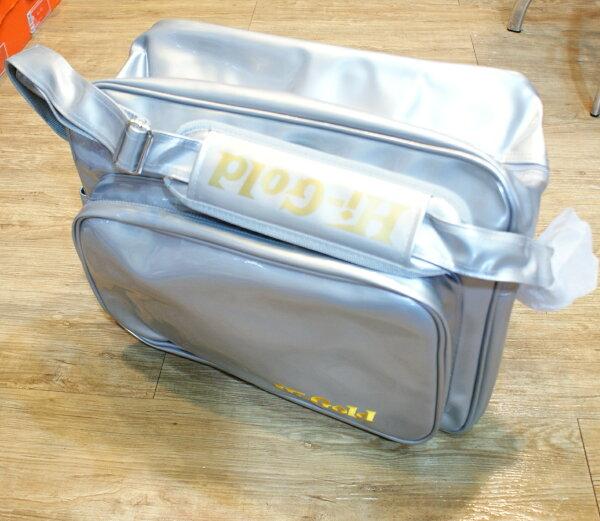 棒球世界全新 Hi-Gold裝備袋 特價 銀色