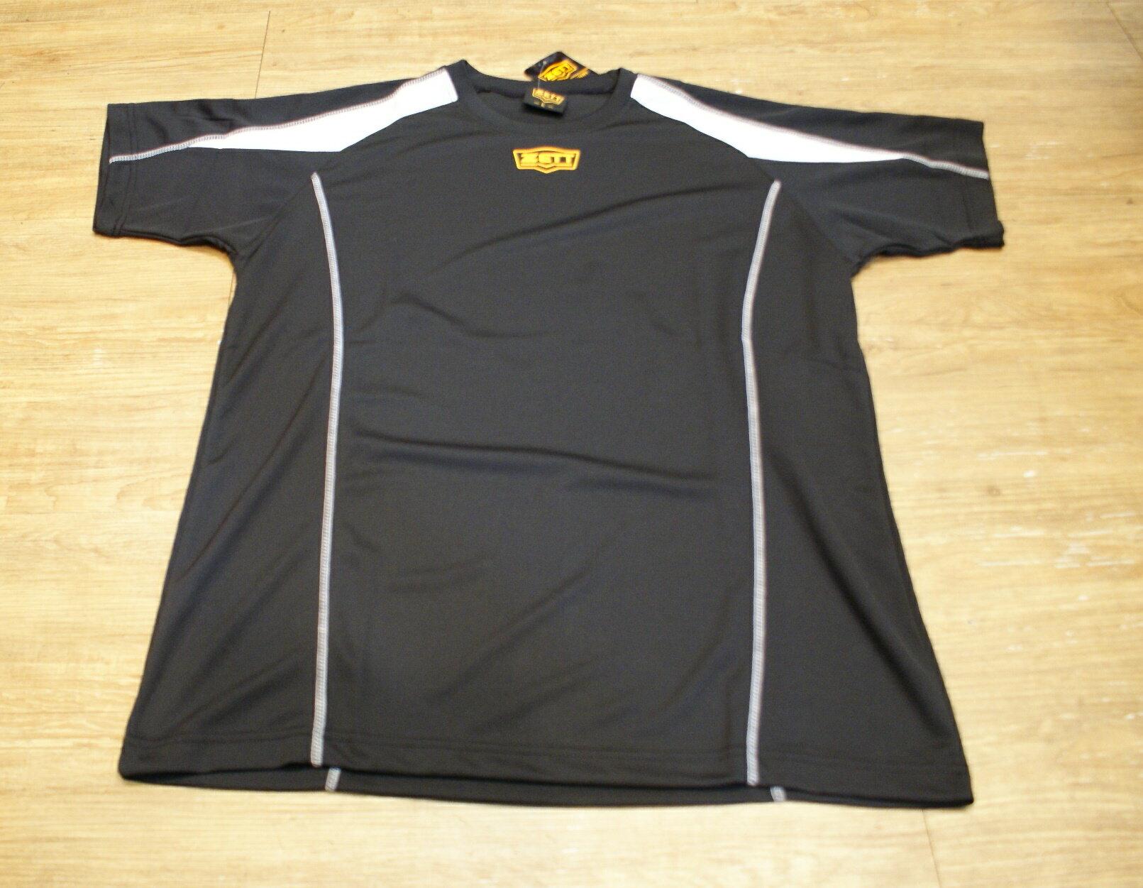 棒球世界全新ZETT金標短袖練習衣特價