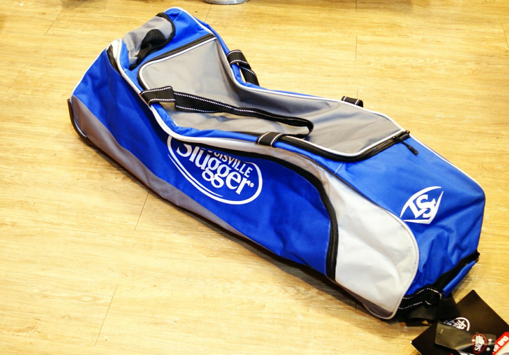棒球世界 Louisville Slugger 新款美式滾輪大型裝備袋(LEBS314RG)~ 特價