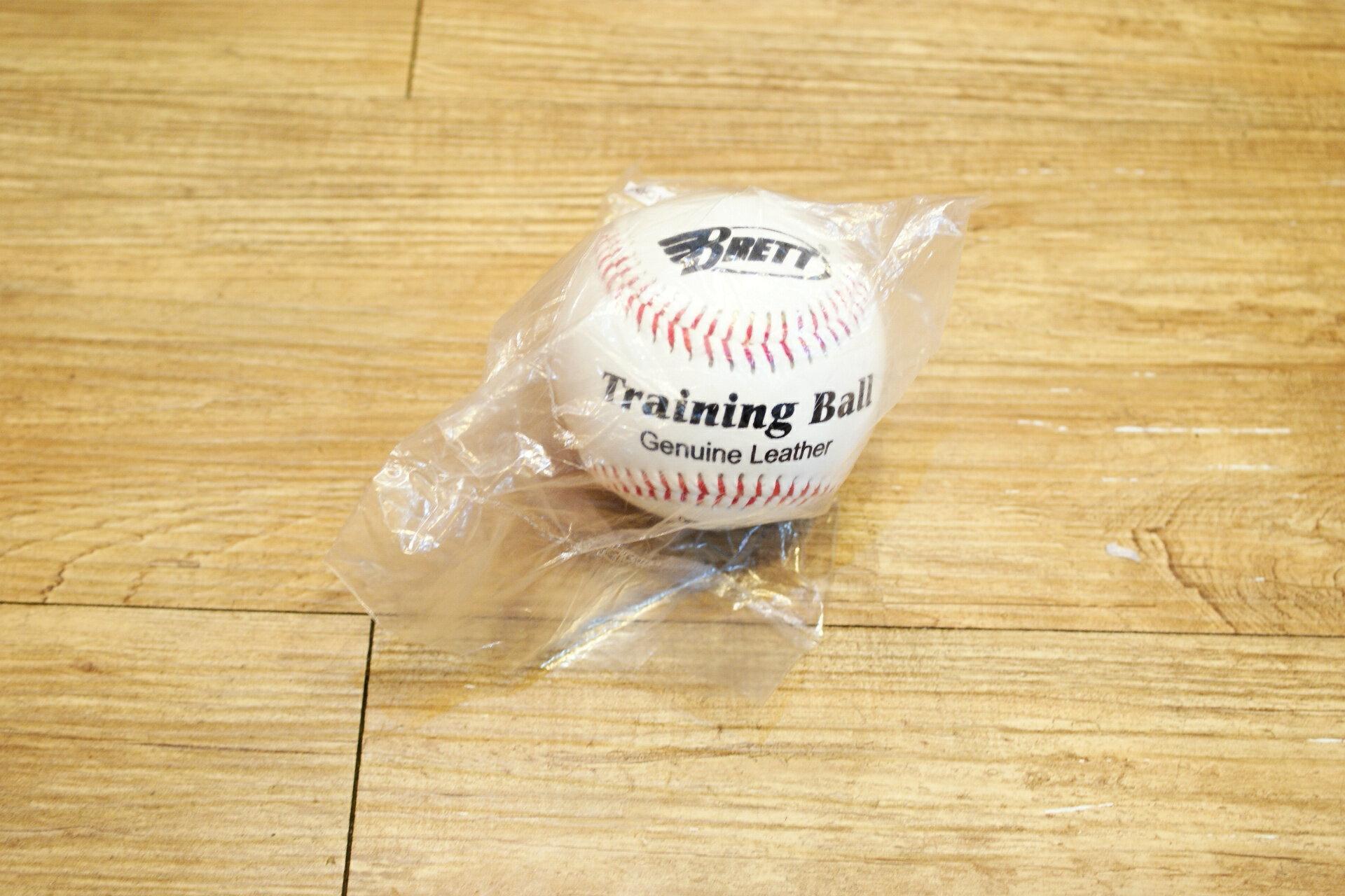 棒球世界全新brett重量訓練球加重球 特價