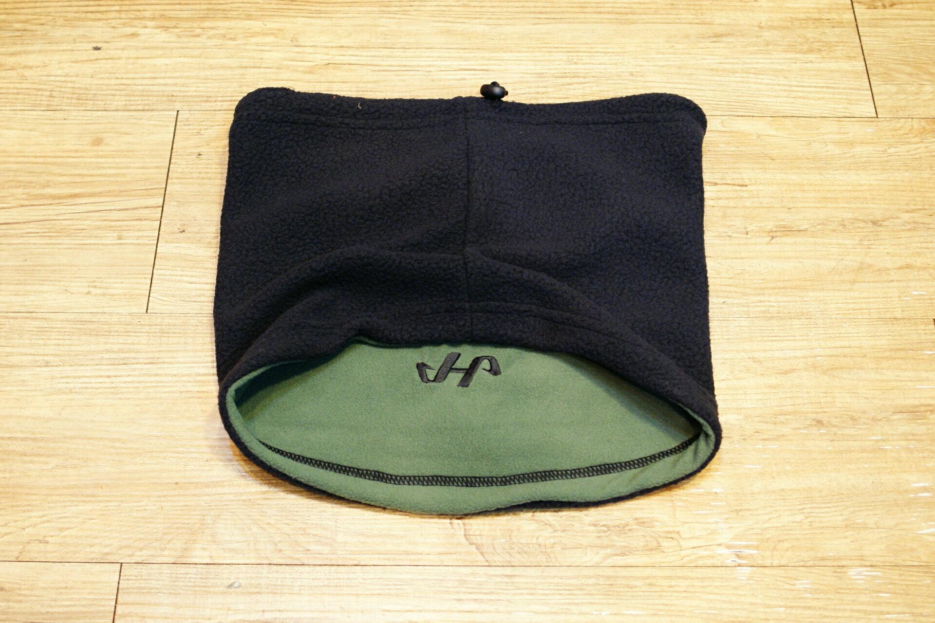 棒球世界 『HATAKEYAMA』 保暖護頸 特價 黑綠配色 暖暖上市