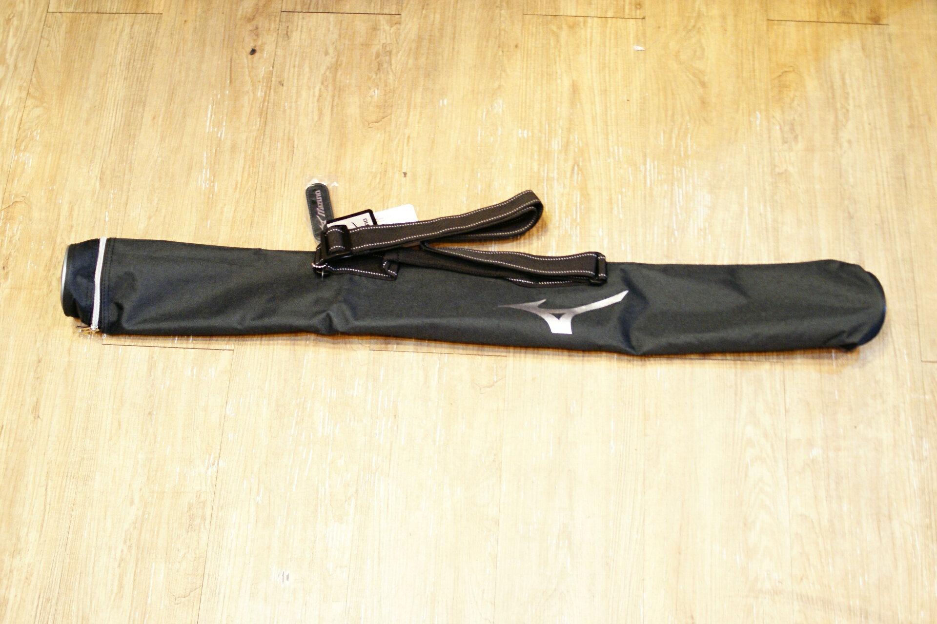 棒球世界 MIZUNO 15年 上半季 新款單支裝球棒袋(1FTT500693) 特價