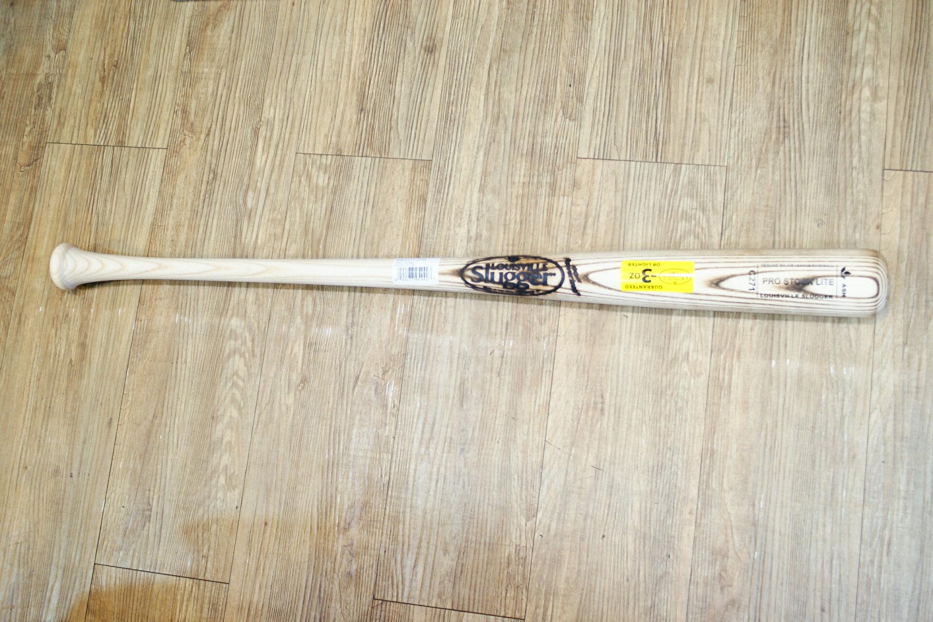 棒球世界 Louisville路易斯威爾 進口 pro stock C271白樺木棒球棒 特價 34吋 火烤木紋