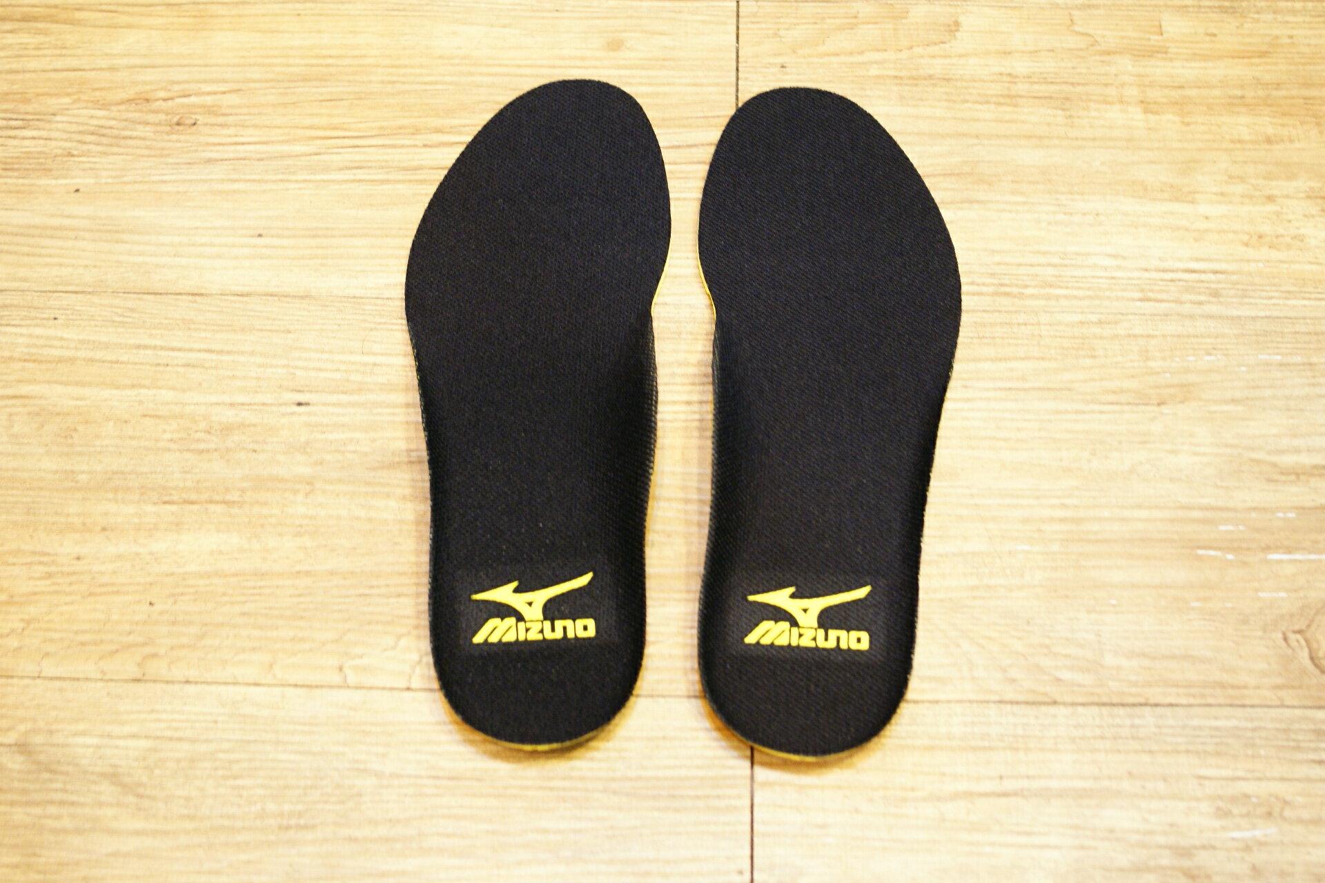 棒球世界Mizuno 美津濃慢跑鞋墊  特價