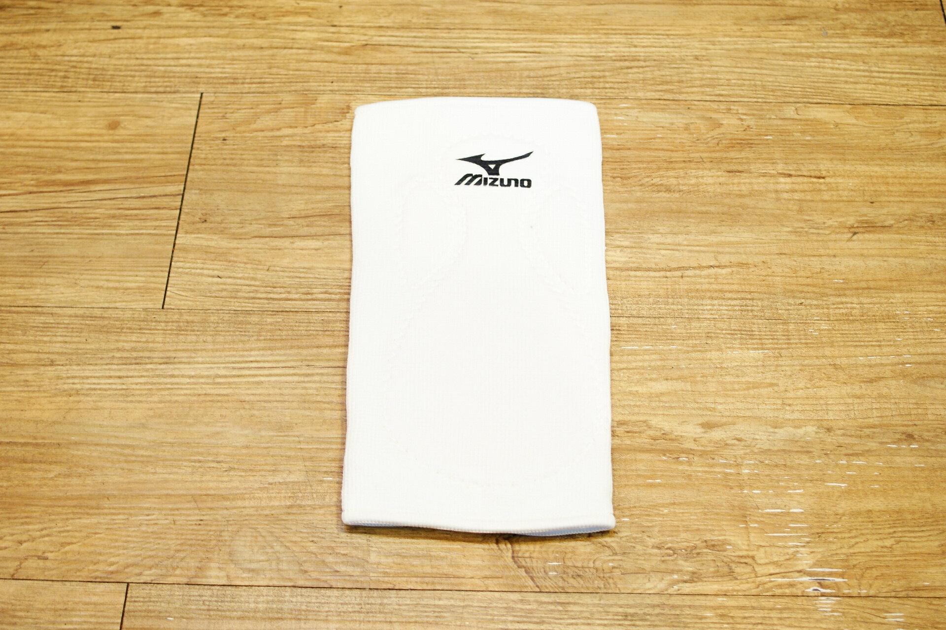 棒球世界 MIZUNO美津濃 運動護膝 特價 白色