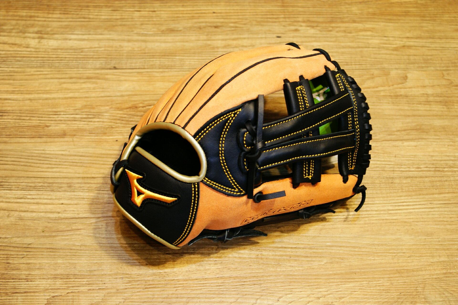 棒球世界 2015年 Mizuno美津濃 WILD KIDS 少年用手套特價 V字